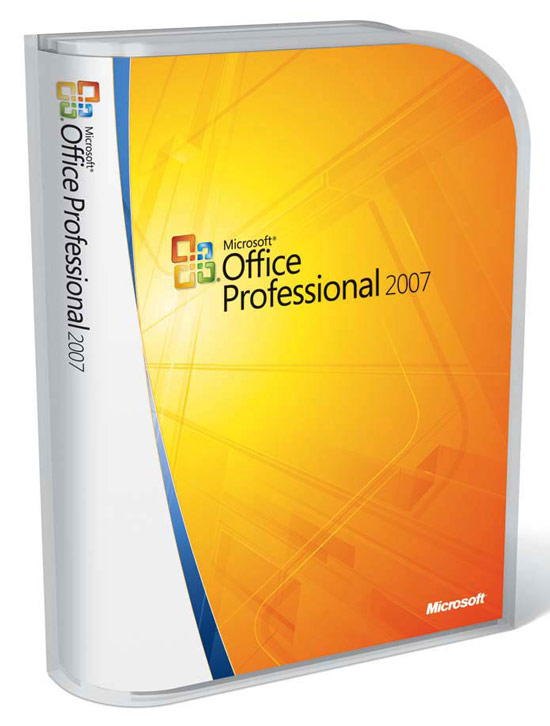 Microsoft Office 2007 Professional x86/x64 SP3 (Оригинальный образ)