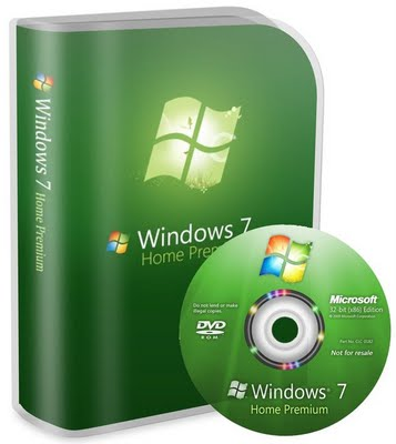 Windows 7 Home Premium / Домашняя расширенная x32/x64 SP1 (Оригинальный образ)