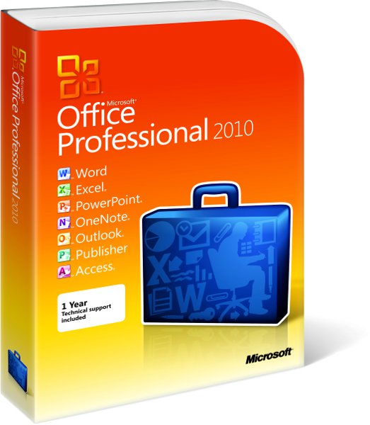 Microsoft Office 2010 Professional Plus x86/x64 SP2 (Оригинальный образ)