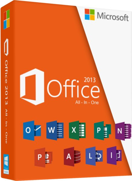 Microsoft Office 2013 Professional Plus x86/x64 SP1 (Оригинальный образ)
